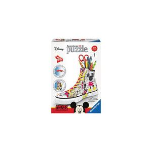 Ravensburger Puzzle 3D Disney - Sneaker Mickey Mouse 108 Peças