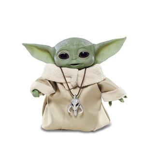 Figura Animatronic Edition Star Wars The Mandalorian: The Child Baby Yoda
