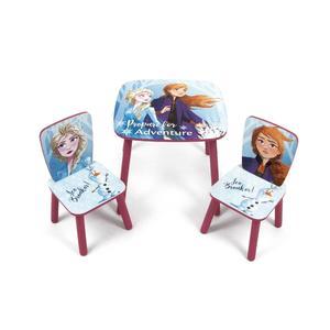 Frozen - Set de Mesa e Cadeiras Frozen 2