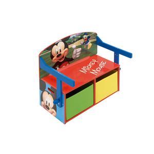 Mickey Mouse - Banco 3 em 1