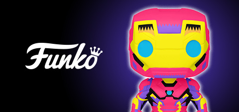Funko POP Black Light
